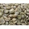 Yunnan arabica green coffee bean