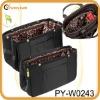 classic nylon handbag purse organizer
