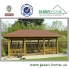 HOT -sale wooden garden gazebo