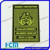 Multifunctional mobile phone anti radiation sticker