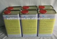 Heat transfer sublimation coating liquid mugs
