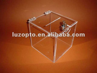Attractive counter top acrylic display case