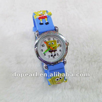 Newest children quartz wrist watches cartoon watch for kids