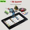 3D Games Build in 3G & GSM QuadBand 850/900/1800/1900Mhz ttablet PC MaPan MX710A 3G 8GB WIFI portable hotspot