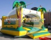 New design attractive inflatable jumping castle for kids