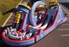 2012 Hot and Exciting Inflatable Roller coaster