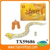 2 channels rc toys snake