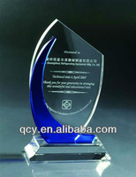 2012 special offered exquisite clear acrylic medal display stands
