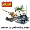 COGO building block military toy world war