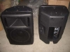 "15"" PA speaker box"