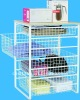 tidy wire basket storage kit