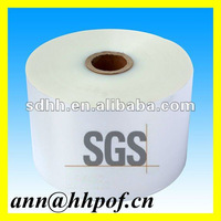15 mic polyolefin shrink film wrapping