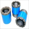 Impregnated diamond core bits with high efficiency for sale