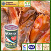 200g canned mackerel in tomato sauce