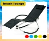 Teslin mesh folding aluminum beach lounge PAL218