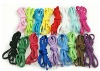 Elastic shoelaces,polyester shoelace,printed shoelace