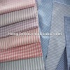 100% cotton 60/2*60/2 yarn dyed shirting fabric