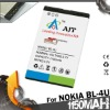 Battery Pack For Nokia BL-4U 1150MAH Double IC