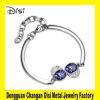 Rhinestone Bracelet ,Alloy Hand Chain Jewelry Accesories