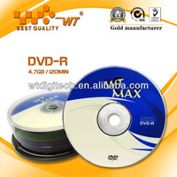 (A Grade ) New design blank DVD-R 16X/4.7GB/120MIN