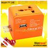 JY-148-1 multi popular world socket