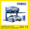 two post hydraulic car parking lift auto hoist