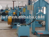 FD-LYD1200-2 PE - Butyl Co-Extrusion Anticorrosion protection sticking Tape making machine