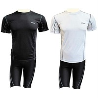 WOMMEN Running T SHIRT AND SHORTS