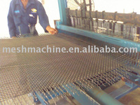New crimped mesh machine