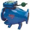 weight check valve
