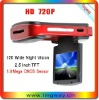Mini Car DVR with Night Vision