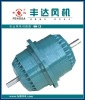 YDW series outer rotor three-phase asynchronous motors