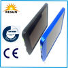 RESUN solar cellphone charger used for urgent