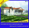 Comfortable prefabricated house light steel villa