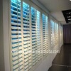 folding wooden blinds