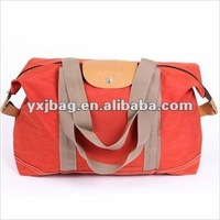 Hot sale large foldable travel TOTE travelling bags