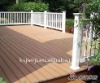 High performance WPC outdoor flooring