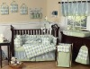 Fashion!2012HOT! Comfortable Baby bedding set
