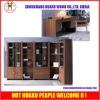 Plate Fitment Wooden Bureau