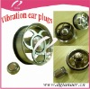 Vibration ear plugs with O-ring new design piercing