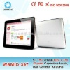 9.7 inch slim aluminium tablet pc with android os