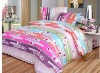 Lady Style cotton children bed sheet set