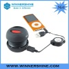 New Hamburger Mini Digital Speaker For Iphone