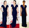 Wholesale Latest Fashion Velvet Elegant Evening Dress
