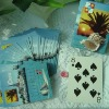 2012 custom printed paper playing cards