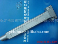 precision casting grey white pillar