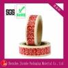 decorative washi tape,printing washi tape,Japanese masking tape,rice paper tape,washi tape(SGS)