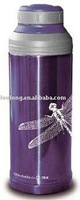 stainless steel sport bottle (w)
