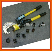 EP-410 hydraulic crimping tool for clamping cable wire and terminal lugs