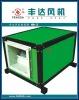 HTFC(DT)low noise ventilation exhaust dual-purpose cabinet type centrifugal fan